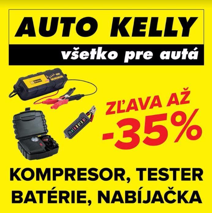 Kompresor v kufríku na 12V / 12V tester batérie a alternátora / inteligentná nabíjačka auto/moto batérií vo zvýhodnených cenách od Auto Kelly