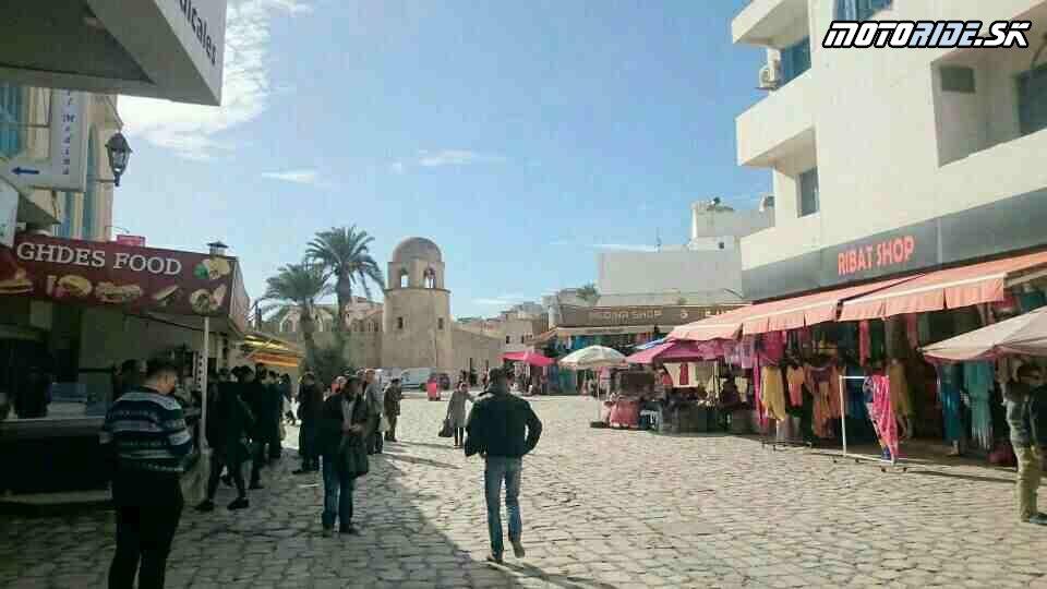 28.11.2017 14:19 - Naživo: Na Afrikách do Afriky - Africa Twin Tunisia Adventure