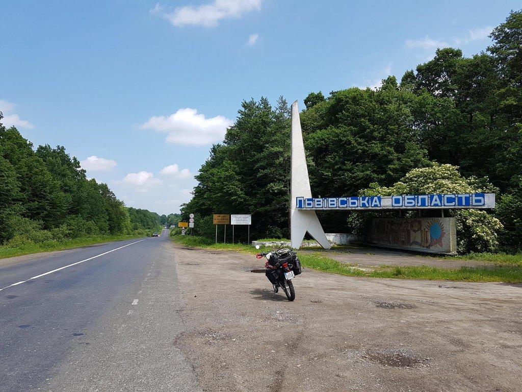 Ľvovská oblasť