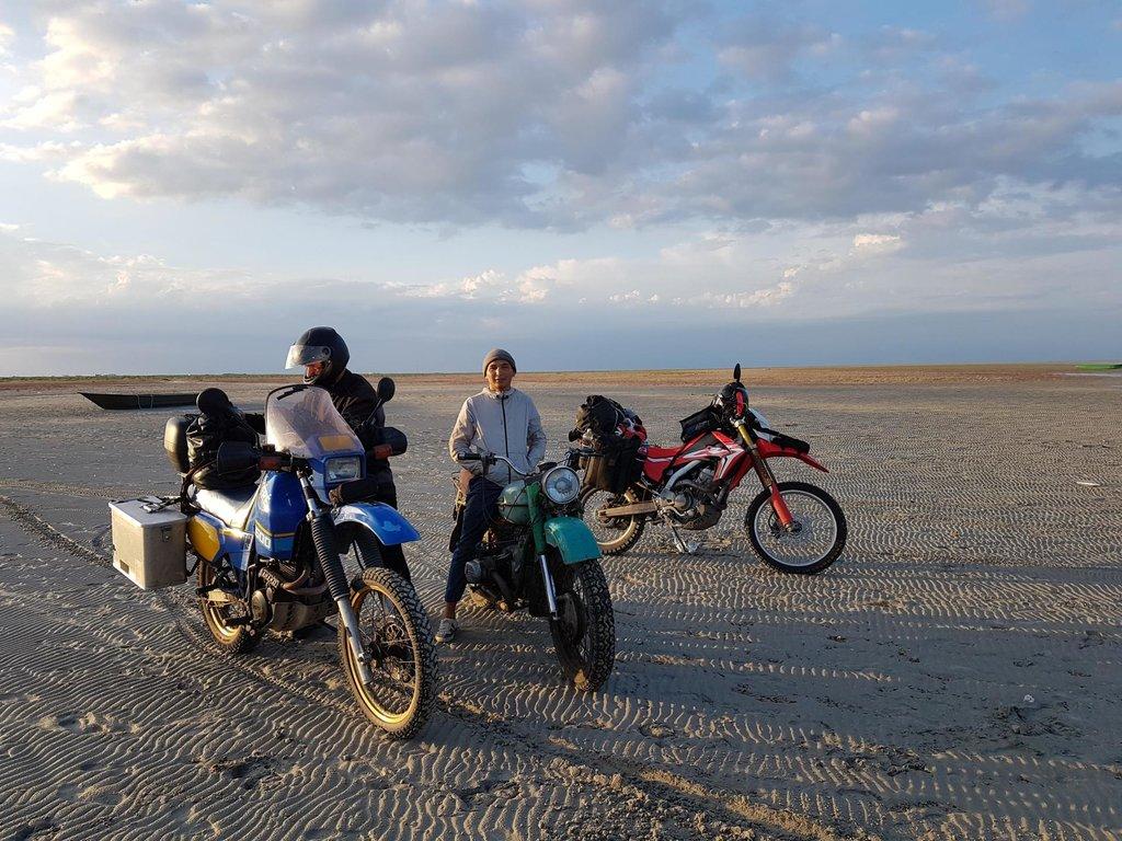 Chalan na Urale nás nakoniec doviedol až na breh mora