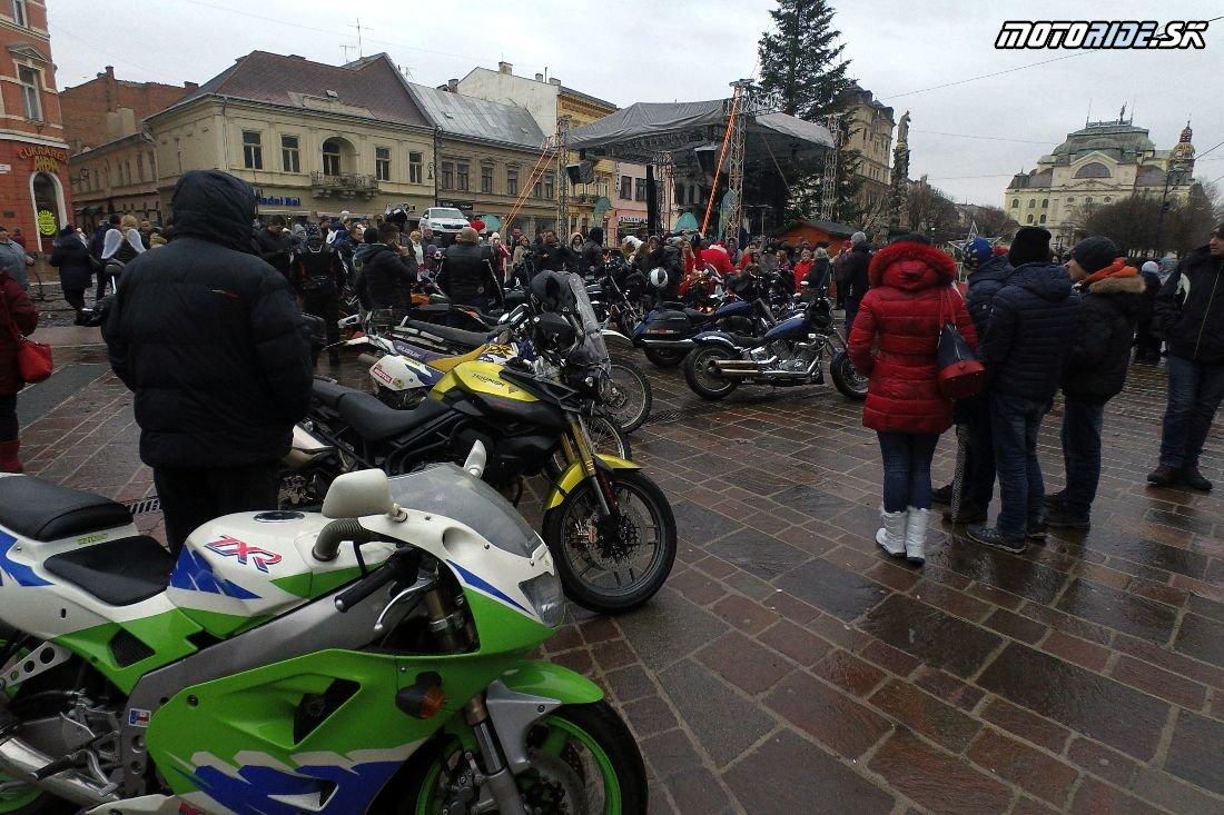 Mikulášska jazda Košice 2017