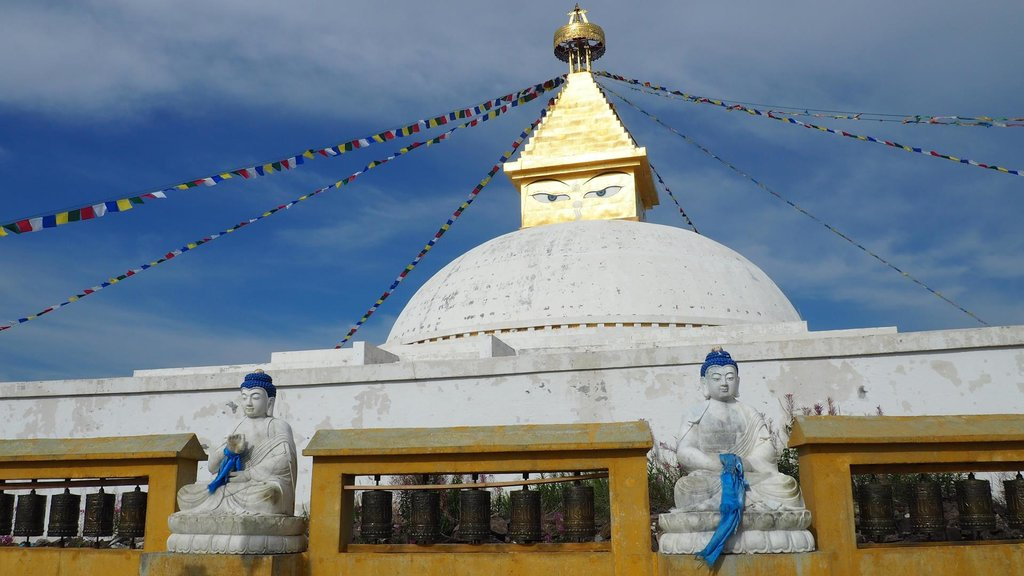Budhistické modlitebnice