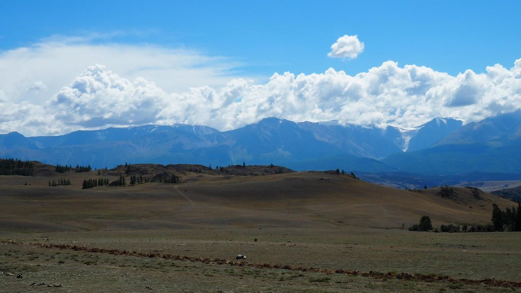 Krajina už získava Mongolský nádych