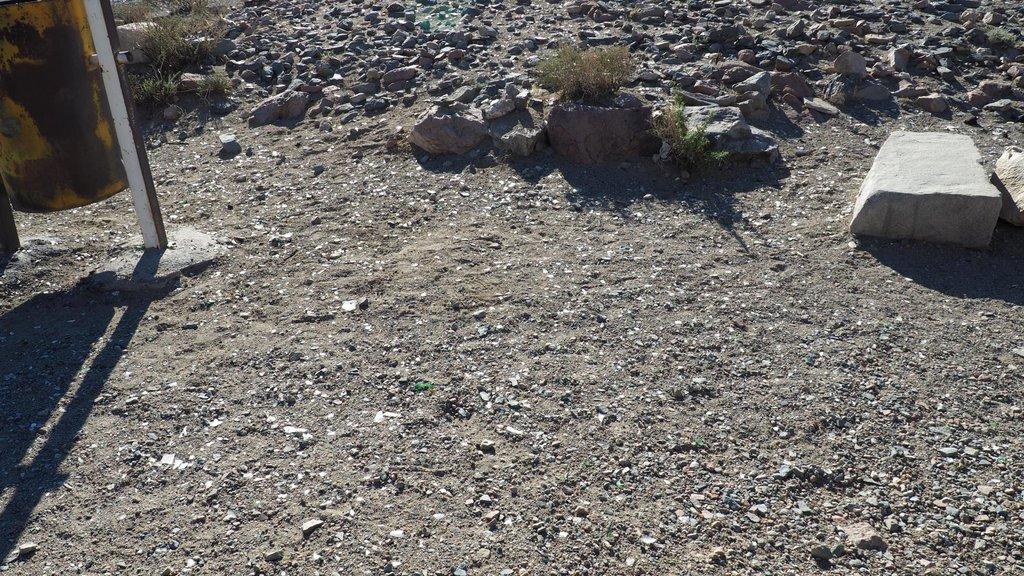 Všetky trblietavé kúsky sú rozbité sklo. Mongolský folklór