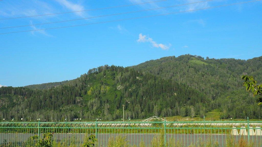 Altaj - úplne ako doma