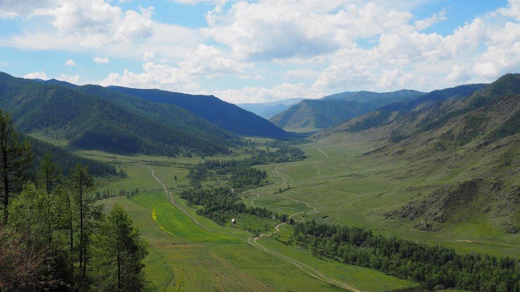 Altaj ponúka veľké možnosti voľného jazdenia