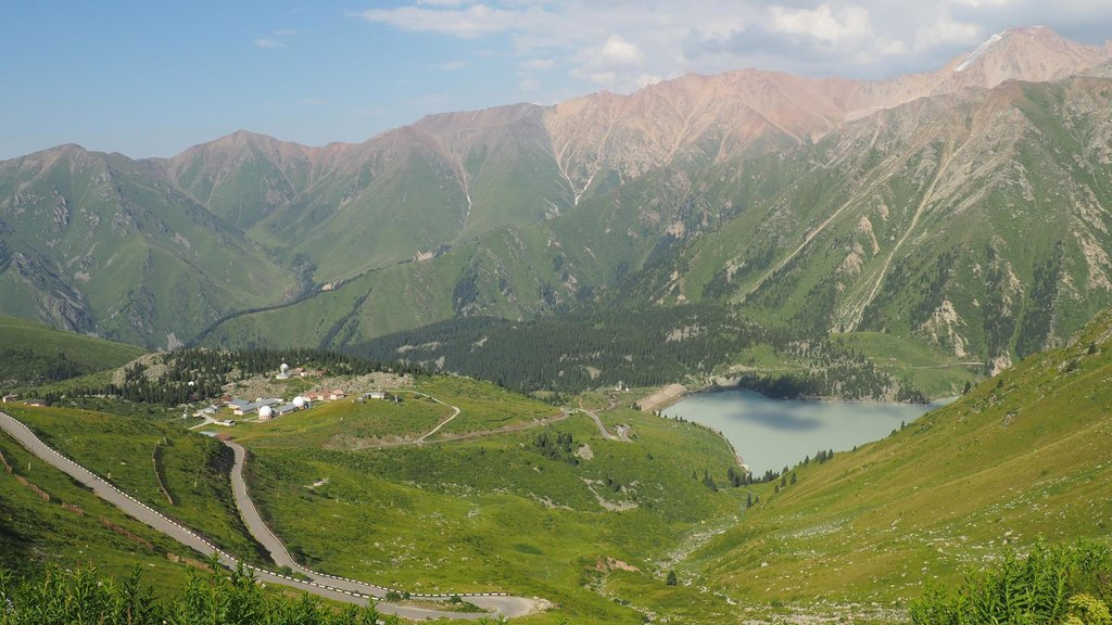 Observatórium nad Big Almaty Lake