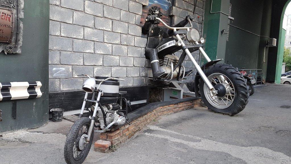 Motobar v Barnaule