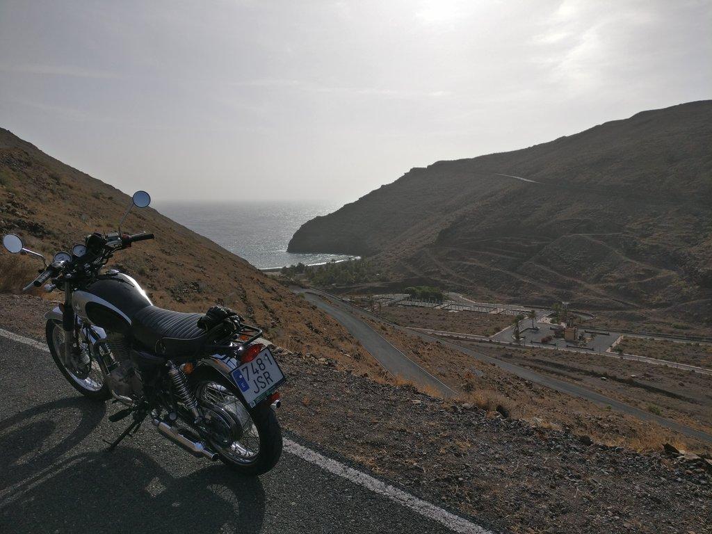 La Gomera, Kanarske ostrovy, Španielsko - Bod záujmu