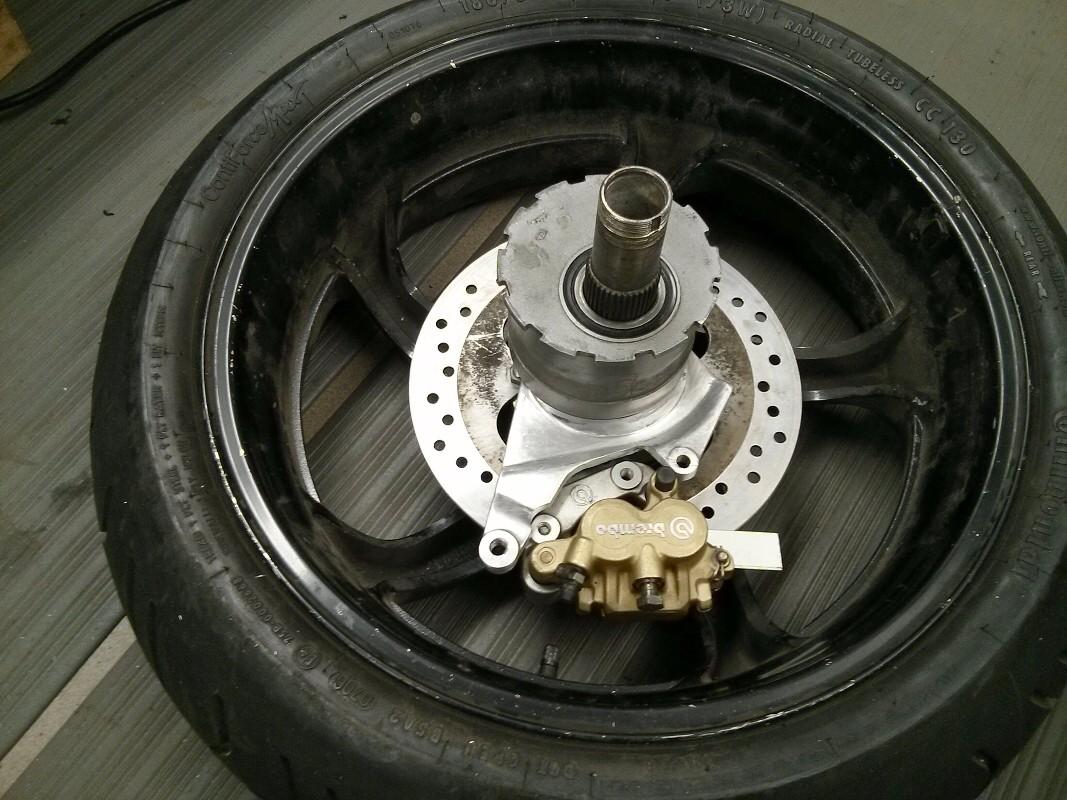 prestavba KTM SuperDuke 990 Romoto