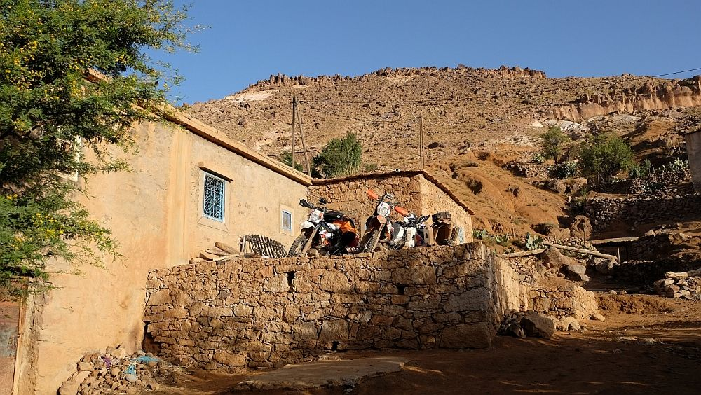 Starkého dom na vrchu mediny
