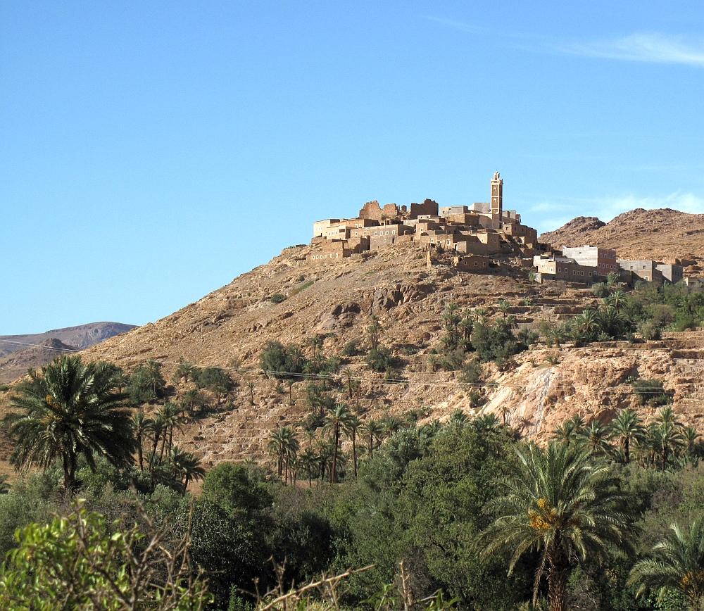 Aguinane, Maroko - Bod záujmu