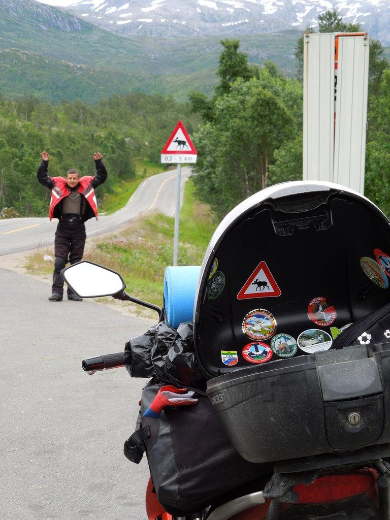 Niekde v Nórsku