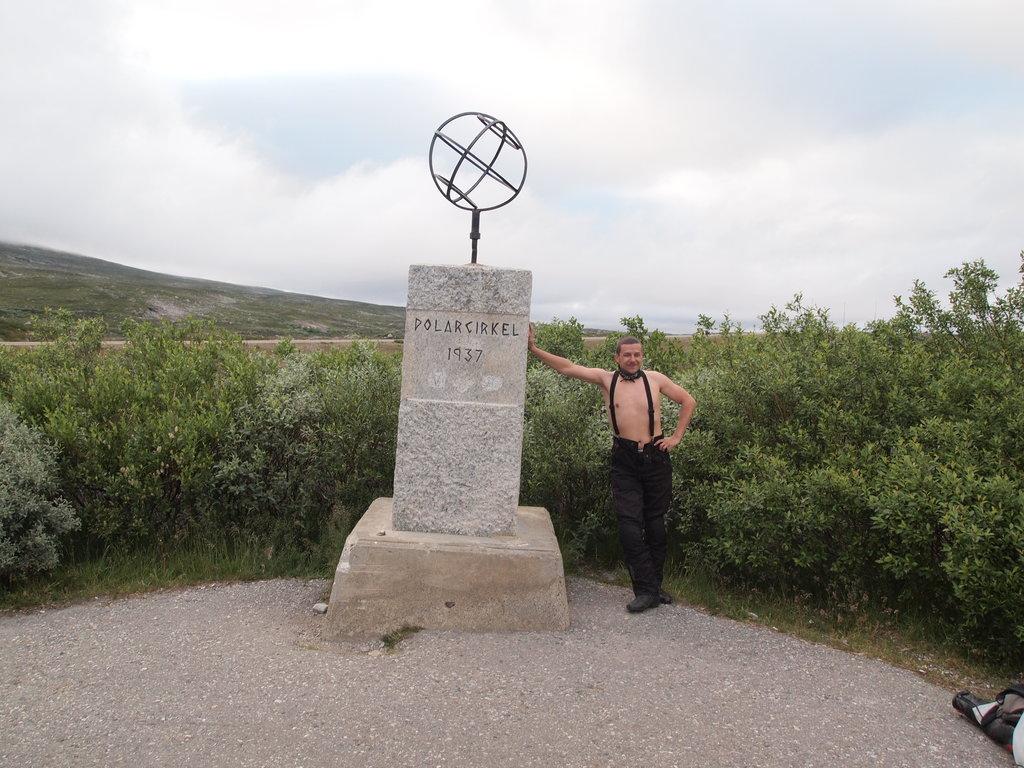 Eso-peso na polárnom kruhu