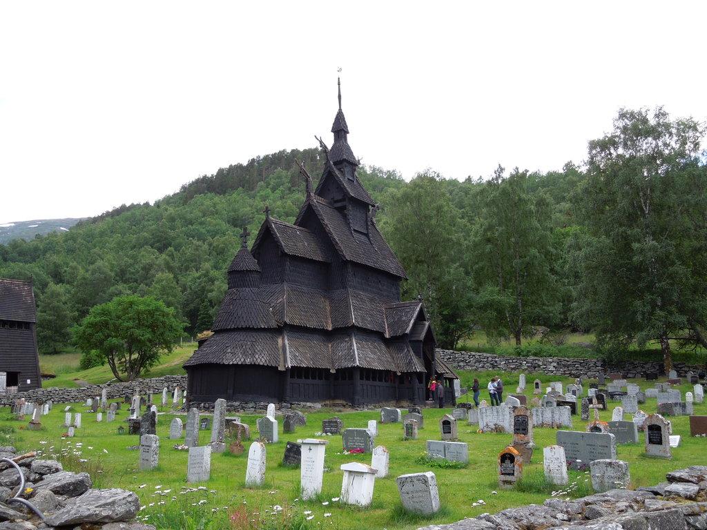 Borgund Stave Kirke
