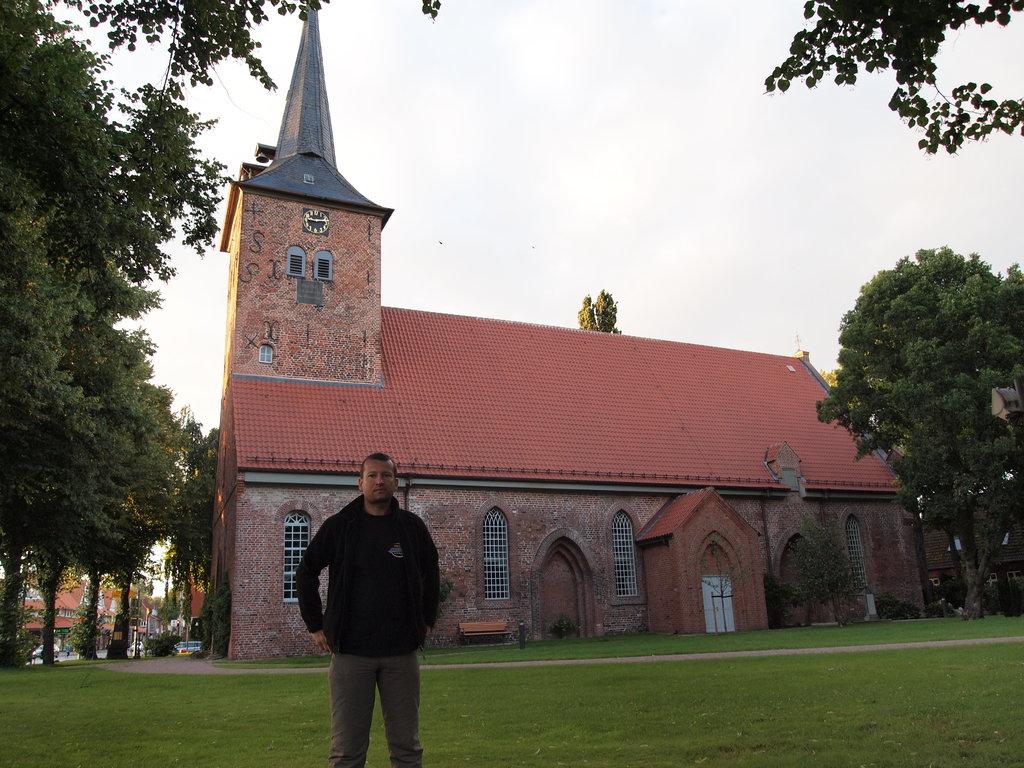 Po pamiatkách v Bad Bramstadt