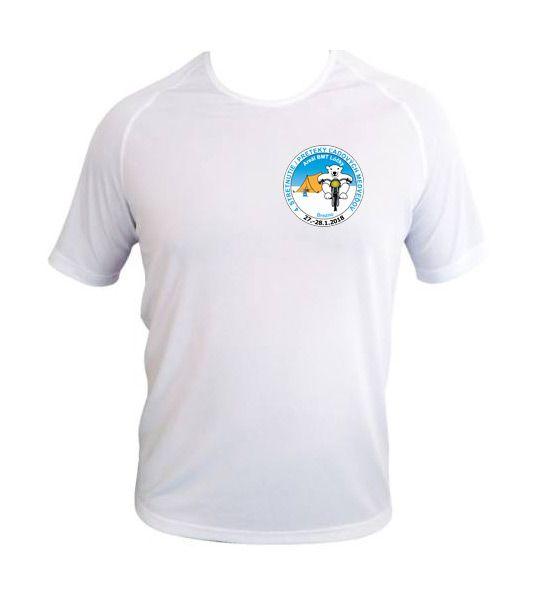 Tričko Stretko ľadových medveďov 2018 - návrh