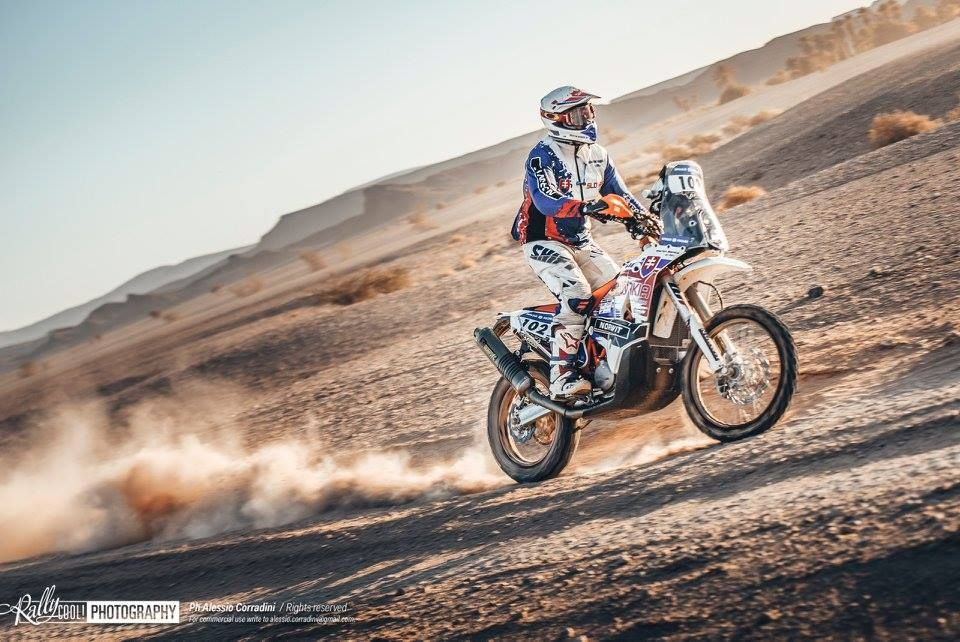 Martin Benko - Africa Eco Race 2018