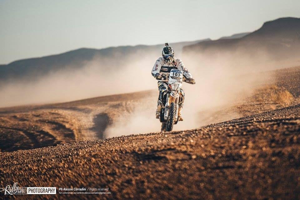 Ján Zaťko - Africa Eco Race 2018