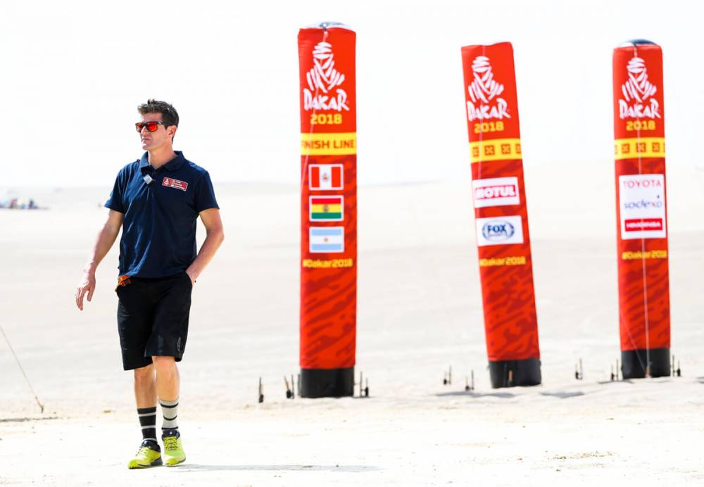 Marc Coma - Dakar 2018 - 1. etapa