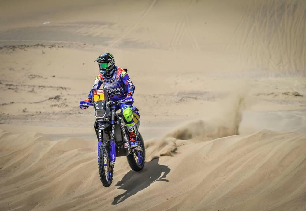 Franco Caimi (ARG)  - Dakar 2018 - 1. etapa