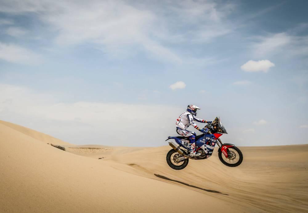 Dakar 2018 - 1. etapa