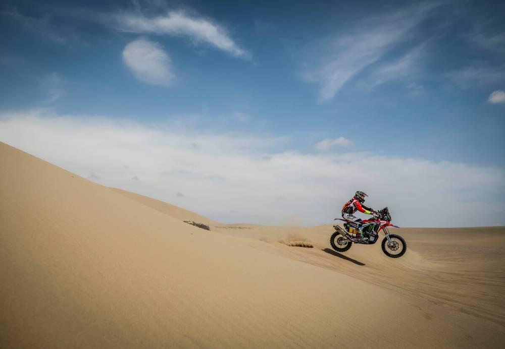 Joan Barreda Bort (ESP) - Dakar 2018 - 1. etapa