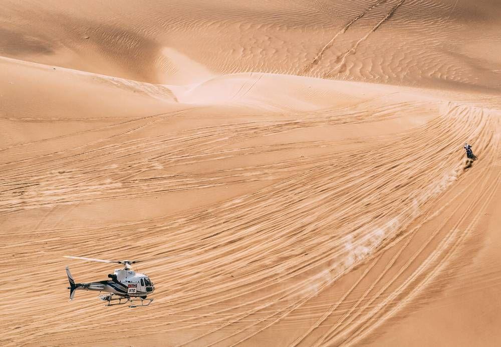 Soulltrait - Dakar 2018 - 2 etapa