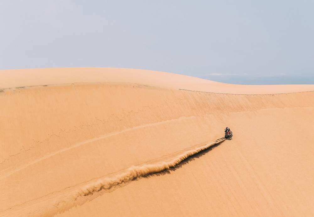 Toby Price - Dakar 2018 - 2 etapa