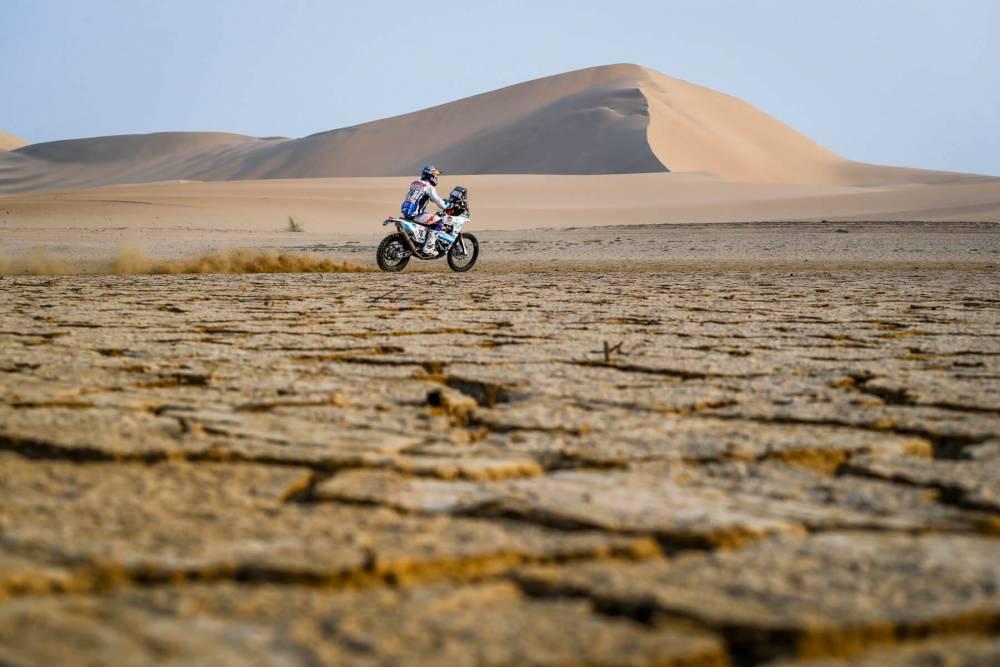 Dakar 2018 - 3. etapa