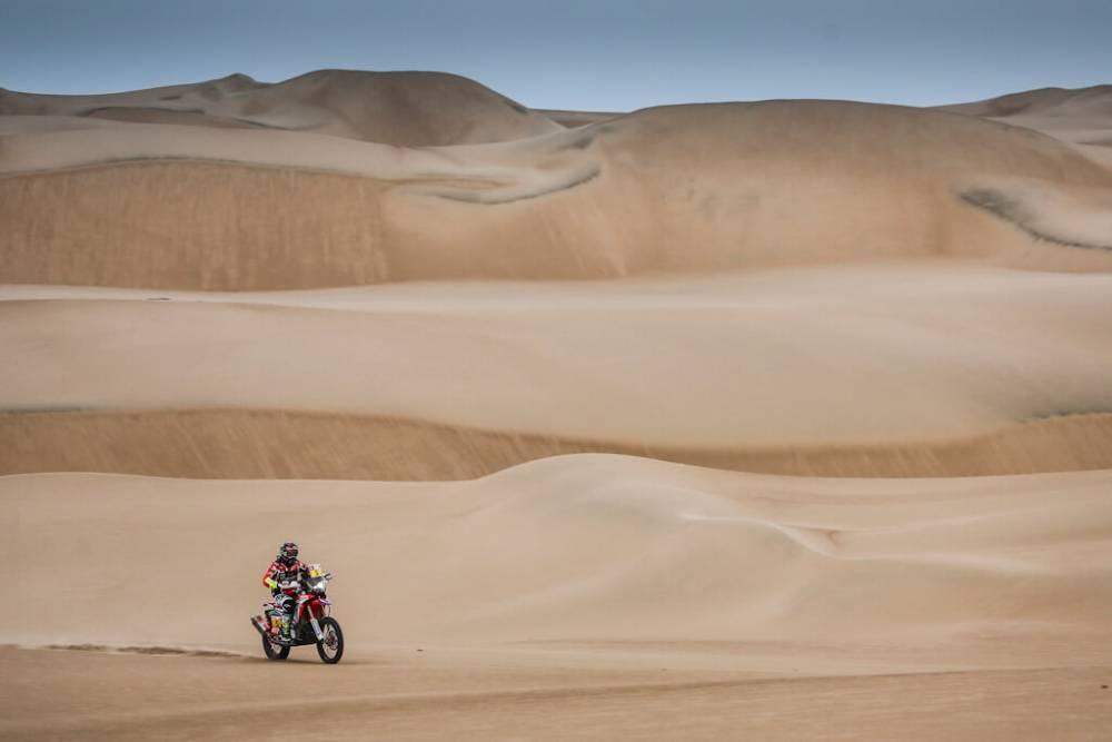 Joan Barreda Bort - Dakar 2018 - 3. etapa