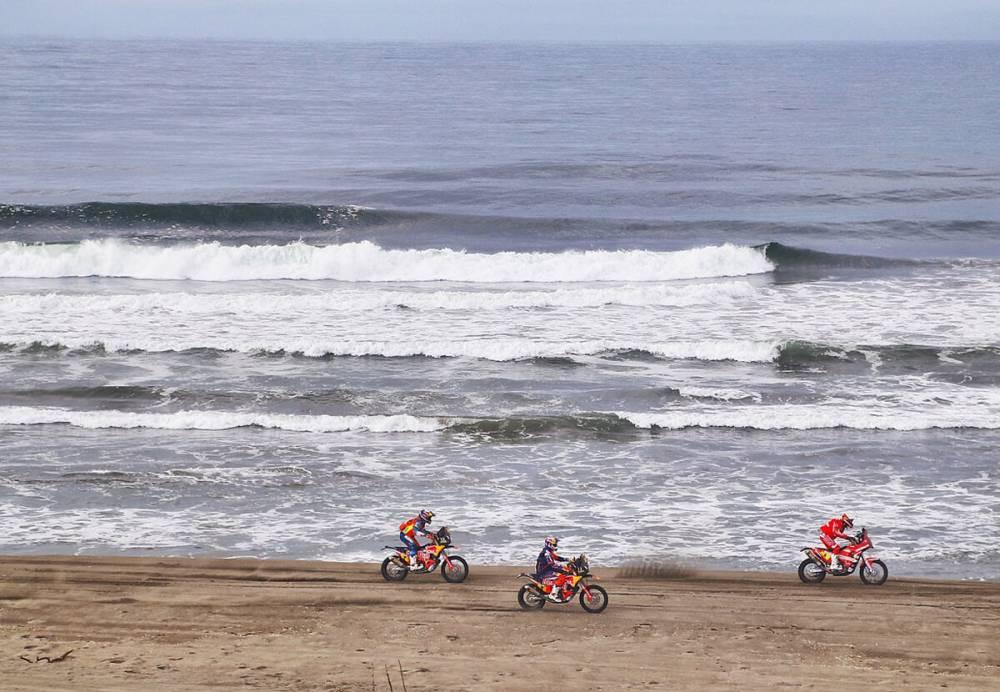 - Dakar 2018 - 4. etapa