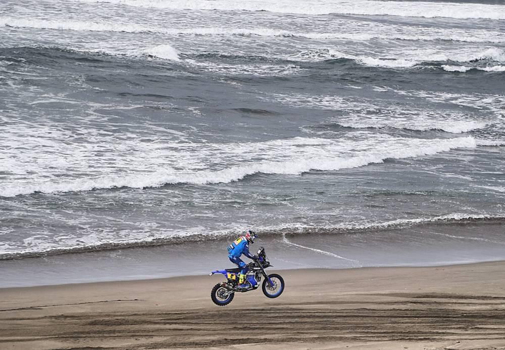 Van Beveren - Dakar 2018 - 4. etapa