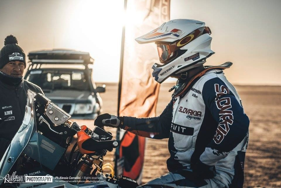 Africa Eco Race 2018 - Martin Benko