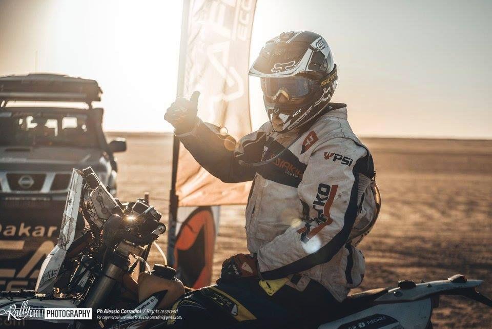 Africa Eco Race 2018 - Ján Zaťko