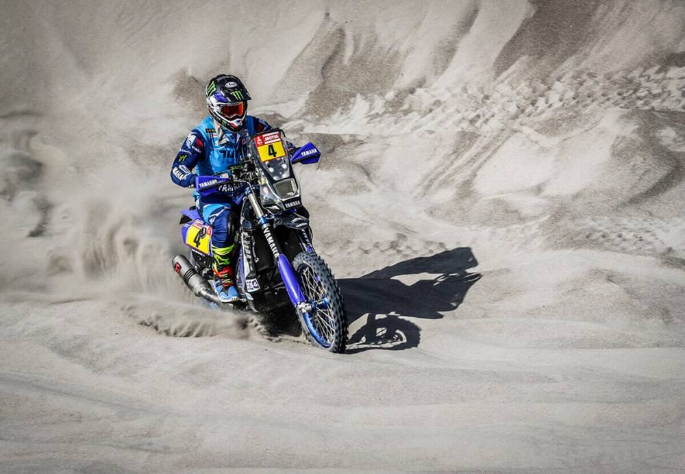 Van Beveren - Dakar 2018 - 5. etapa