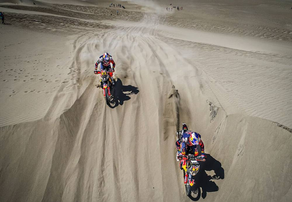 - Dakar 2018 - 5. etapa
