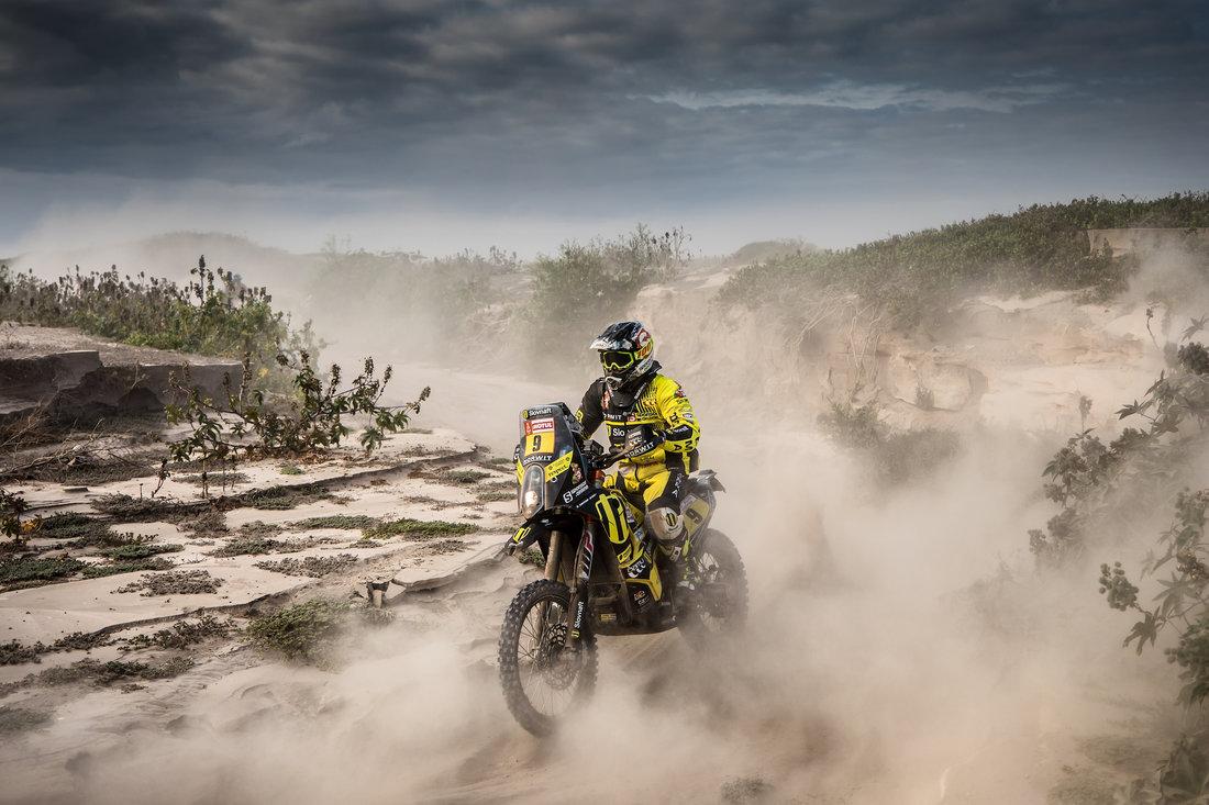 Stefan Svitko - Dakar 2018 - 4. etapa