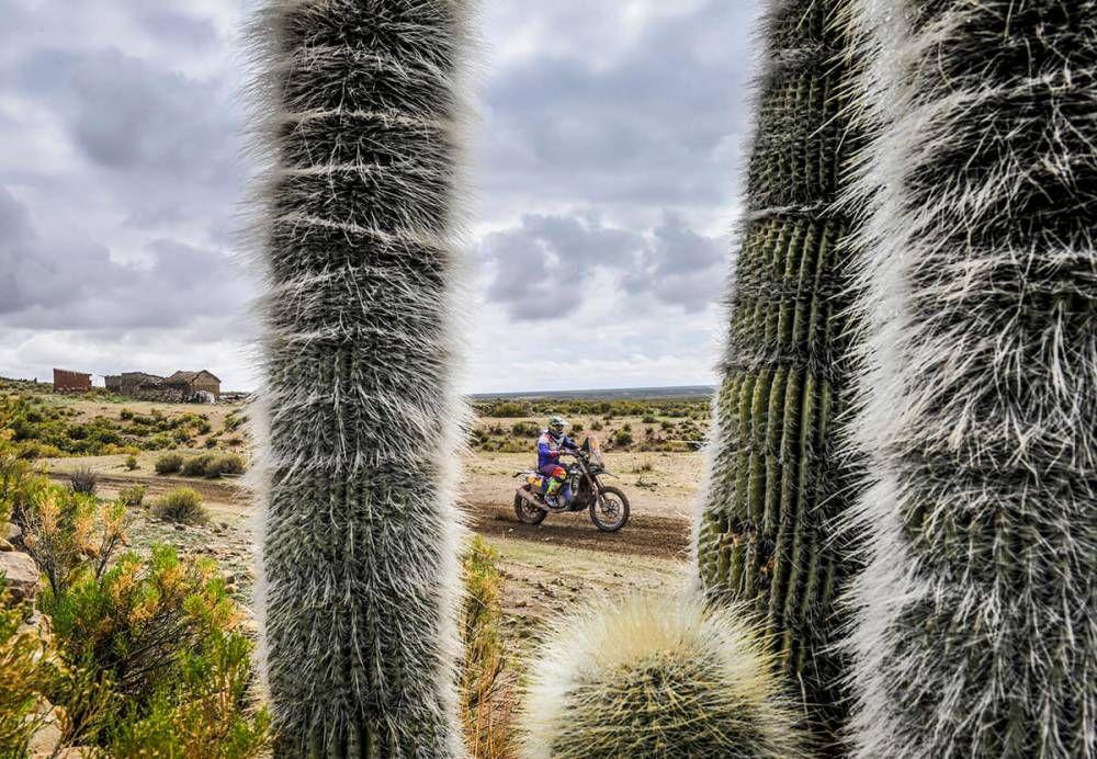 Dakar 2018 - 7. etapa - La Paz - Uyuni