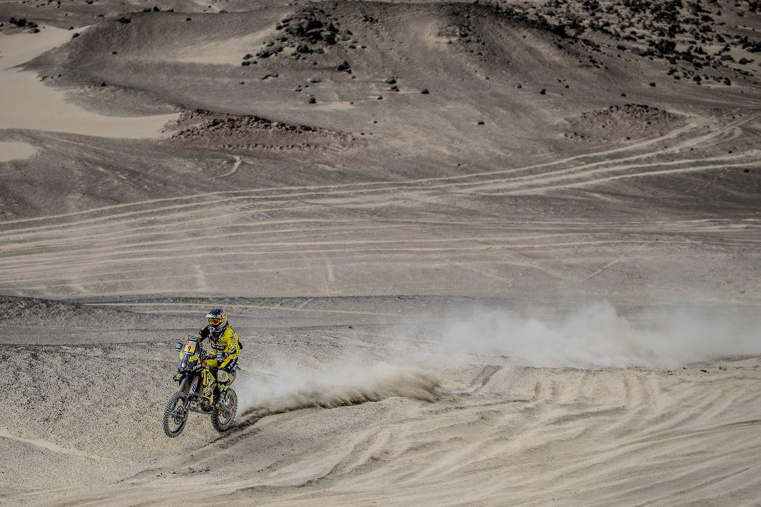 Štefan Svitko - Dakar 2018 - 2. etapa