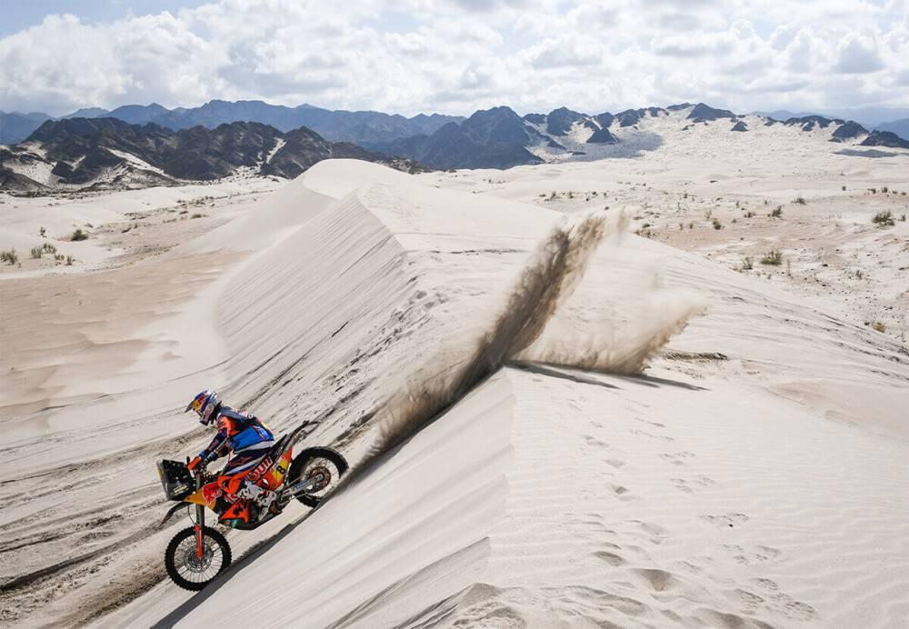 Toby Price - Dakar 2018 - 10. etapa