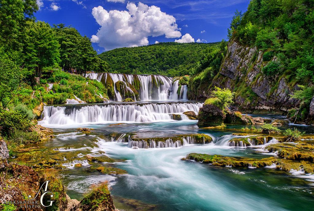 Vodopád Štrbački buk, Bosna a Hercegovina - Bod záujmu