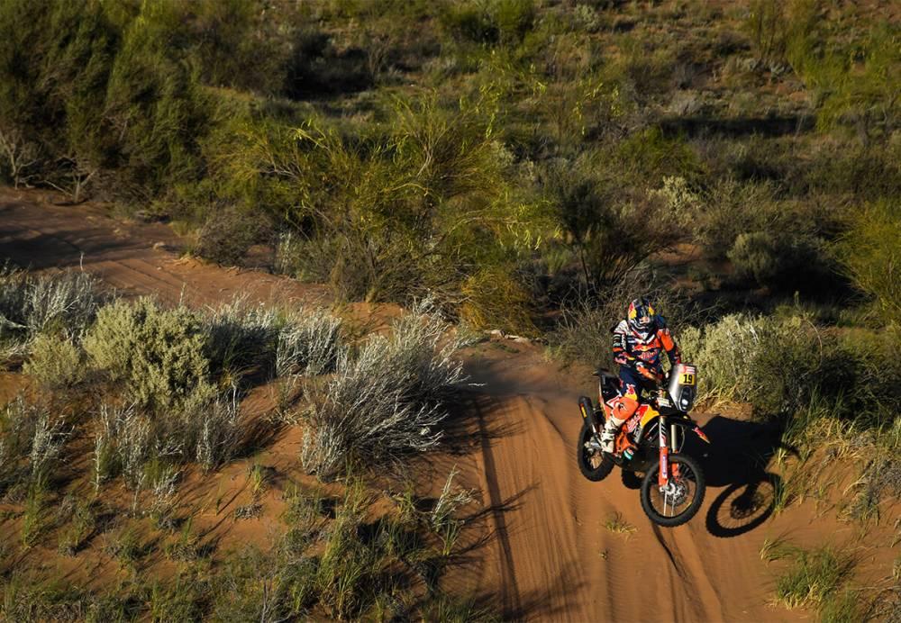 Dakar 2018 - 13. etapa