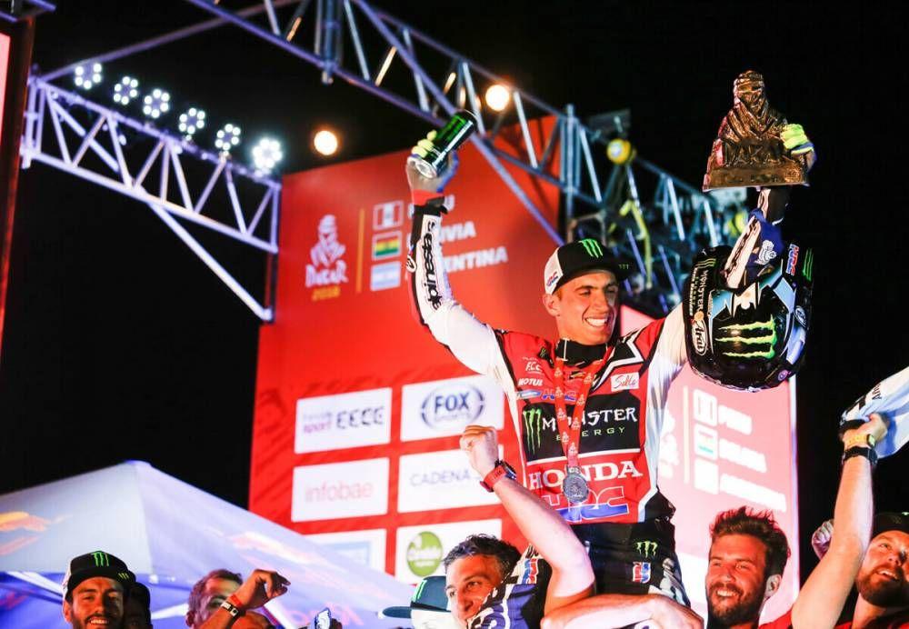 Kevin Benavides (ARG)  - Dakar 2018  - 14. etapa