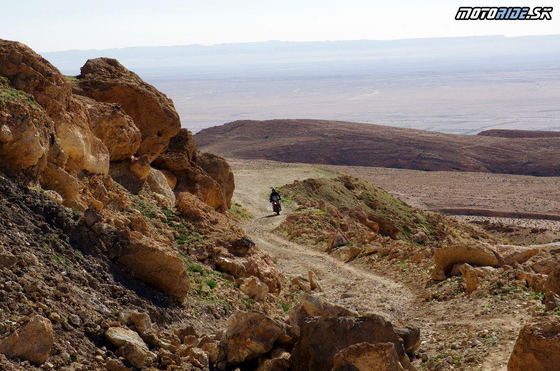 Rommelova cesta - Na Afrikách do Afriky - Tunisko