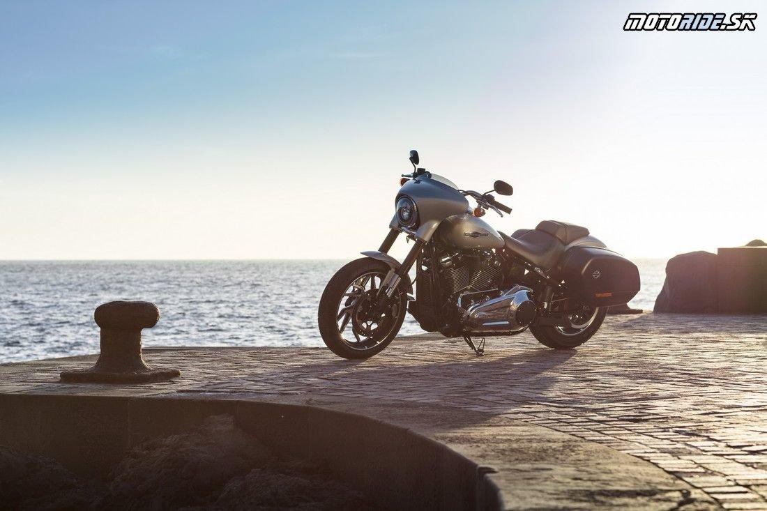 Harley-Davidson Sport Glide 2018