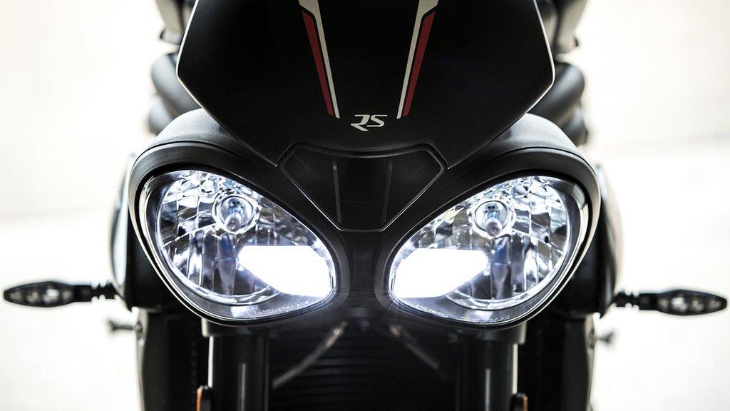 Najnovší hooligan - Triumph Speed Triple S a RS