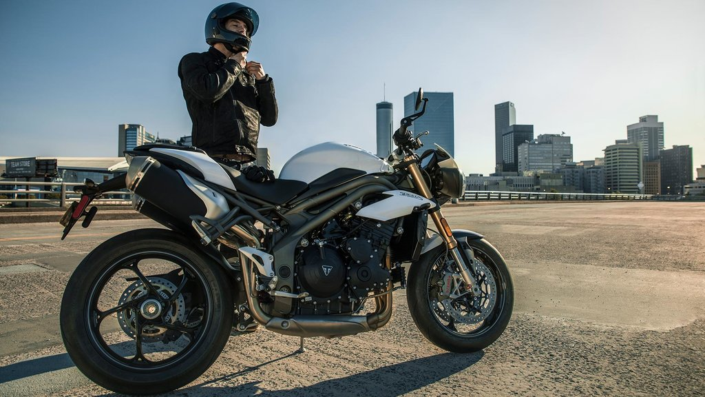Najnovší hooligan - Triumph Speed Triple S a RS