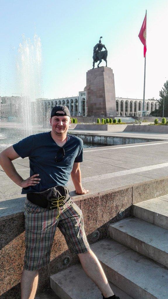 Janoval v Biškeku