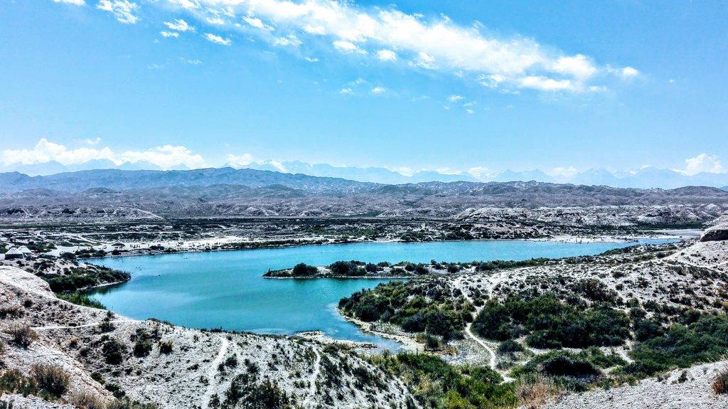 soľné jazero